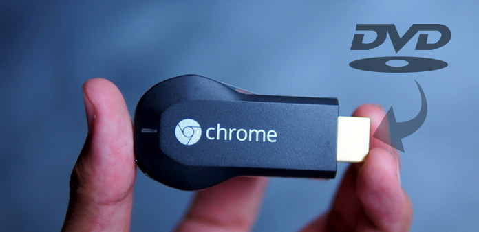 Stream DVD with Chromecast