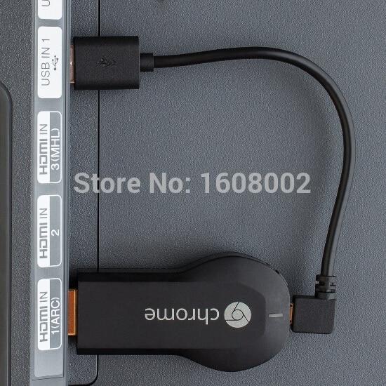 Chromecast USB connection