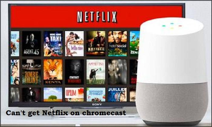 Netflix setup